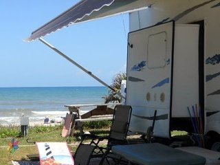 Oceanfront RV Park near Daytona Beach Florida - Coral Sands RV Resort